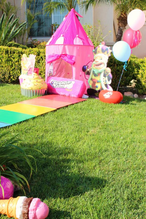 Karas Party Ideas Candy Land Game Sweets Boy Girl 2nd