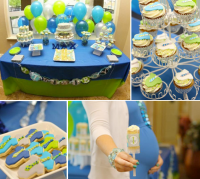 Baby Shower Ideas For Boys | Party Favors Ideas