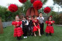 Kara's Party Ideas Flamenco Spanish Dancer + Rose Themed ...