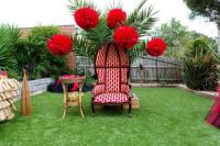 Kara's Party Ideas Flamenco Dancer Themed Party via Kara's ...