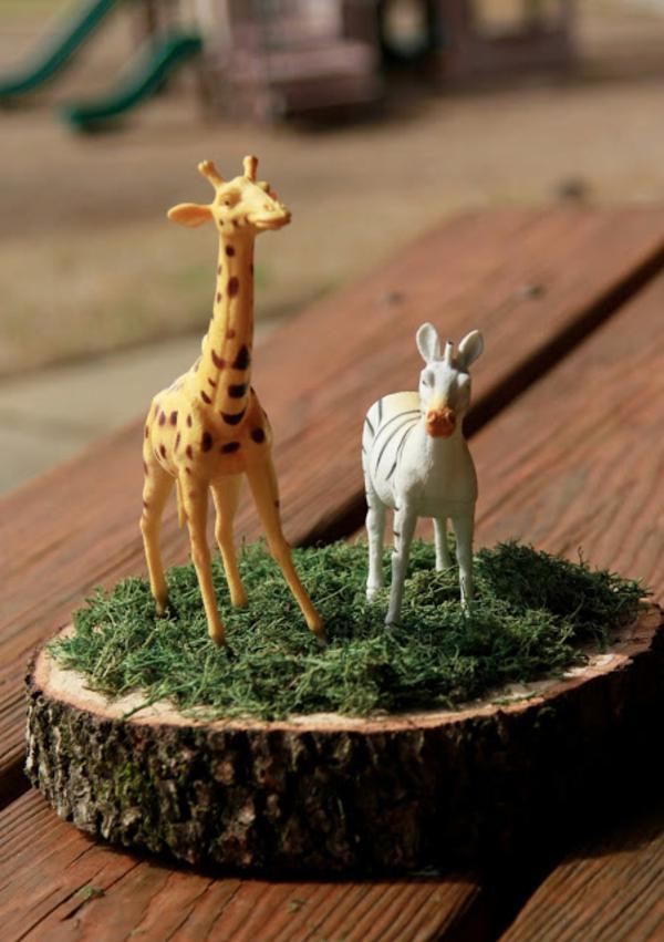 animal themed birthday invitations