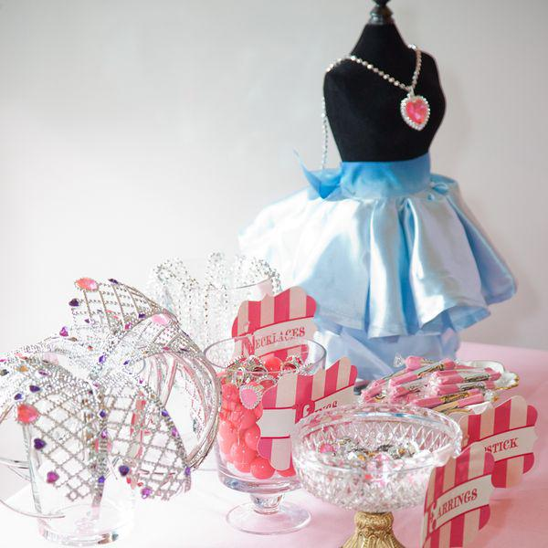 Karas Party Ideas Disney Cinderella Girl Princess Party Ideas Decorations Supplies
