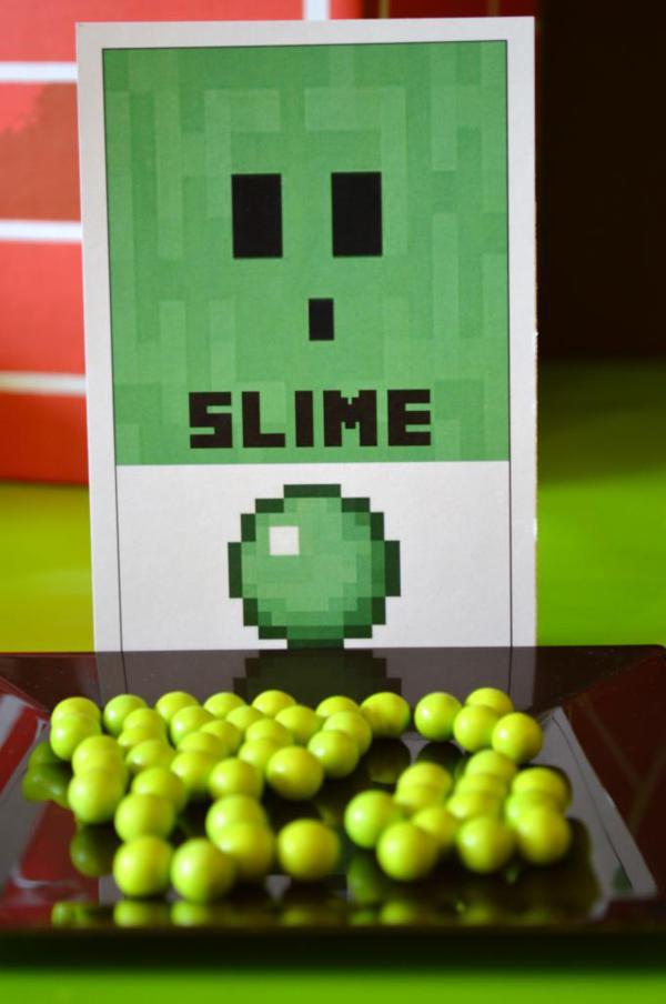 Kara S Party Ideas Vintage Minecraft Video Game Boy