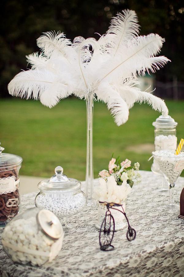Small Backyard Wedding Reception