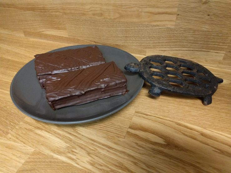 Giant Homemade Nutty Bars: The Healthier(?) Version