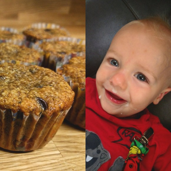 lactation banana bread