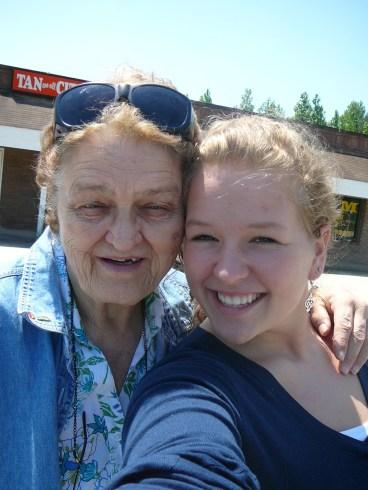 Grandma and Grace