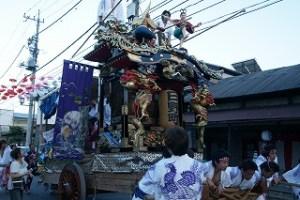 山あげ祭 2009年 元田町