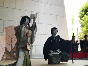 2017年 山あげ祭 仲町 栃木県立博物館 特別公演