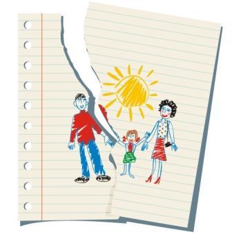 ישנם מקרים כי למרות שאין תקשורת טובה בין הורים ניתנה משמורת משותפת