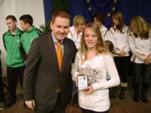Sportler des Jahres 2009 - Isabelle Pauly
