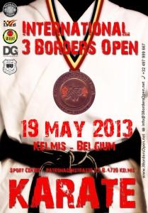 5th International 3 Borders Open