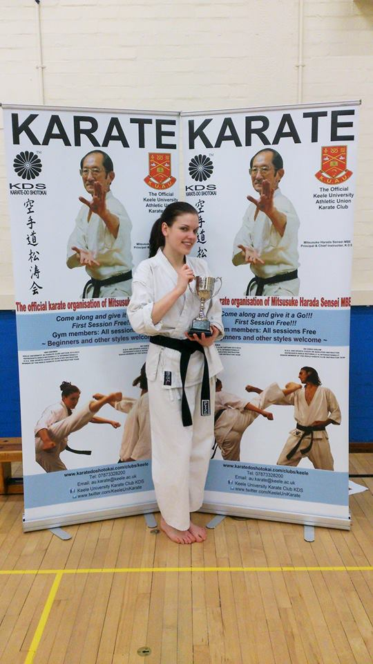 Keele University – UK KDS Karate-do Shotokai