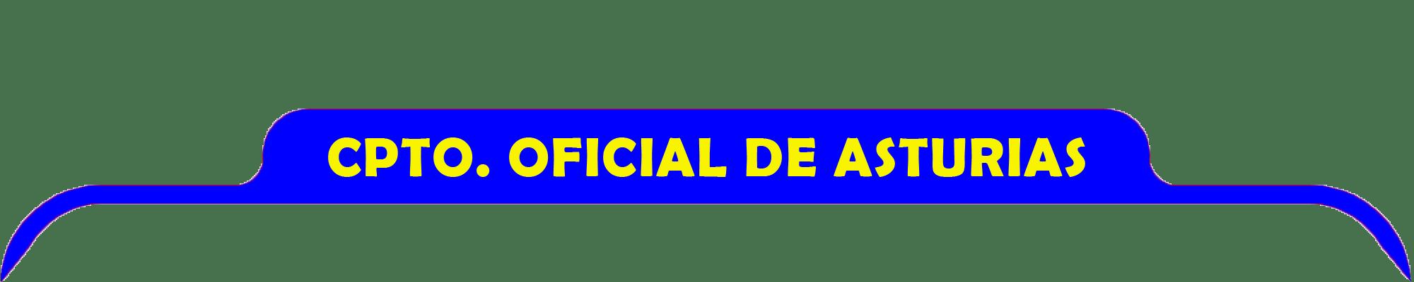 Campeonato Oficial de Asturias