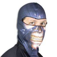 Death Metal Ninja Mask - Punk Skull Ninja - Full Face ...