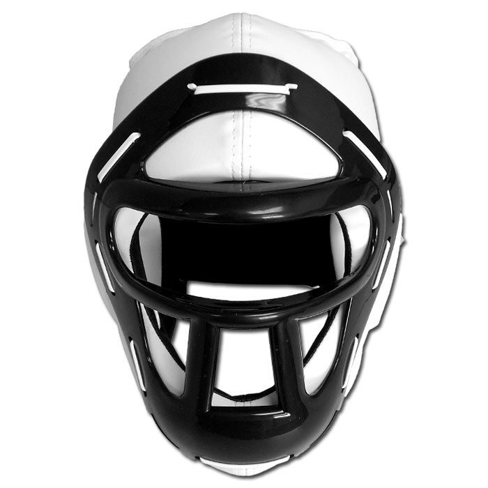 economy headgear with cage