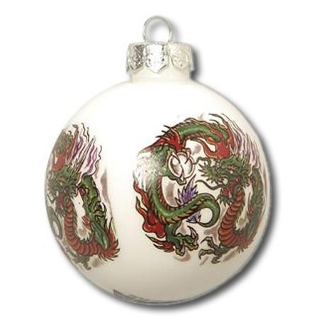Japanese Dragon Christmas Ornament Japanese Christmas Ornaments Asian Christmas Tree Ornaments