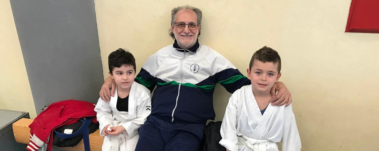 Gara Csen 12 Marzo 2016 - Trofeo Karate Kids
