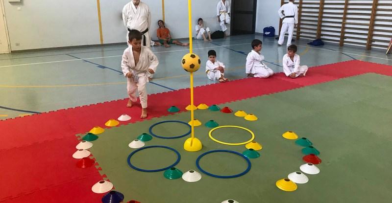 Saggio di Karate di fine anno