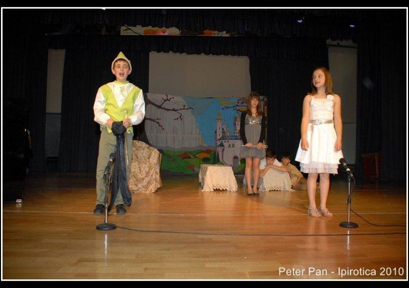 Φανή Καράτζου   Θεατρική Παράσταση Ηπειρώτικα 2010 image 3