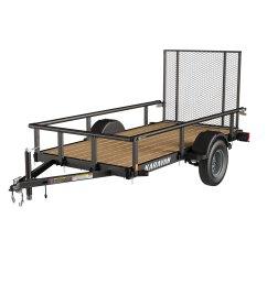 steel utility trailer [ 2000 x 2000 Pixel ]