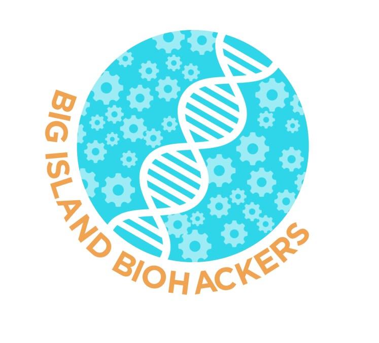 Big Island BioHackers Logo Design Project
