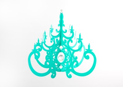 Modern Chandelier Product Photography