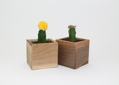 Custom Wooden Planter
