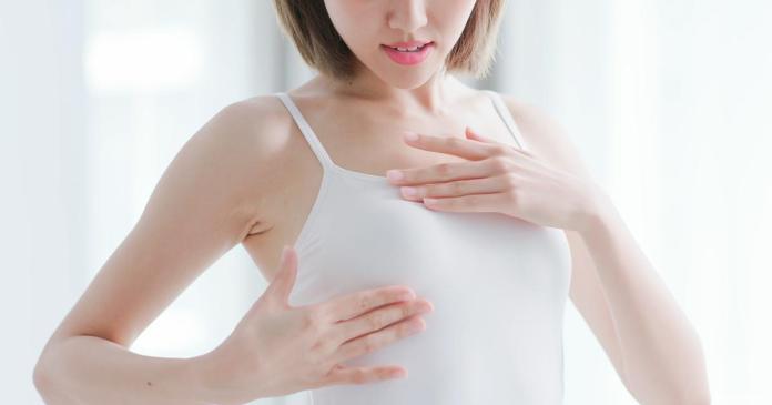 ما هو شكل حلمة الثدي الطبيعية ؟
