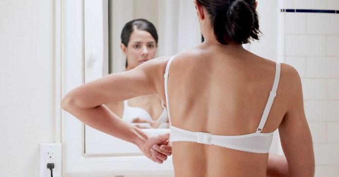 هل ارتداء حمالات الثدي باستمرار تسبب السرطان