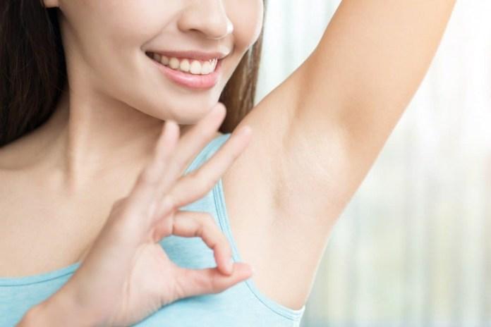 علاج التعرق الزائد تحت الإبطين بالاعشاب