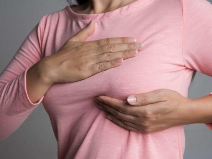 اسباب كتل الثدي قبل الدورة الشهرية