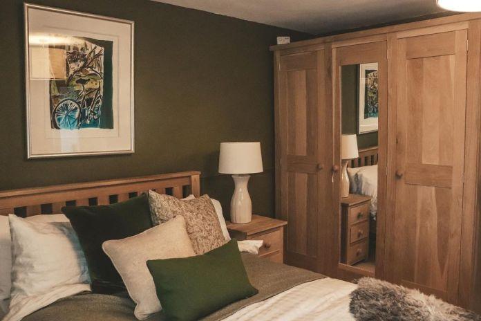 تصاميم غرف نوم مودرن 2021