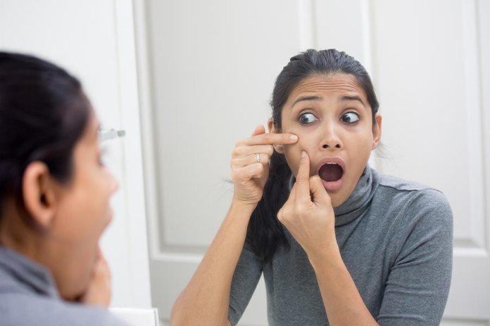 هل لخبطة الهرمونات توثر على البشرة ؟