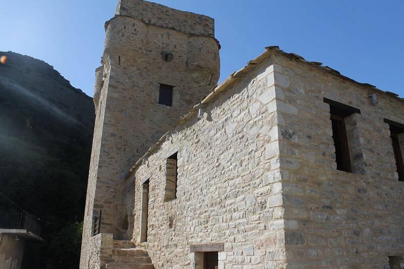 Ο πύργος Δουράκη