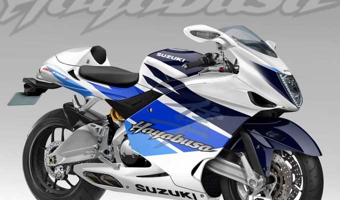 Suzuki RG250 Gamma remixed for 2017 – Kardesign Koncepts