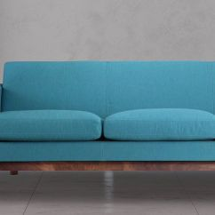 Platform Sofa Half Moon Shaped Sofas 3 Seater Seat Kardiel