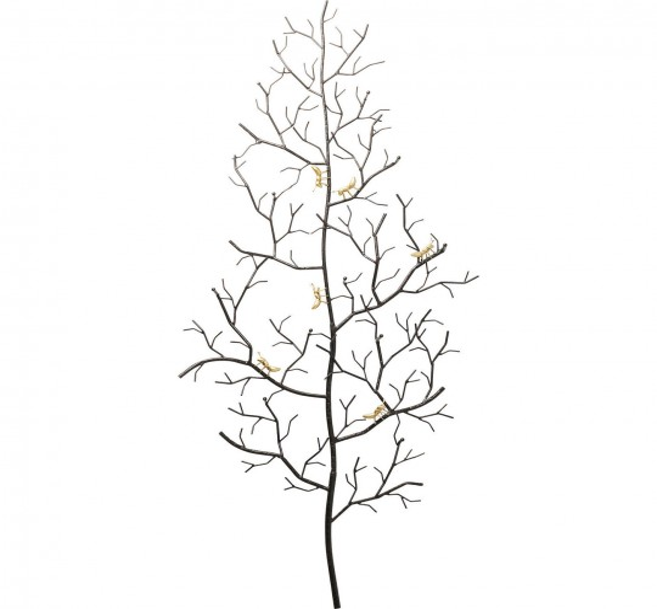 coat rack ants on a tree big kare design