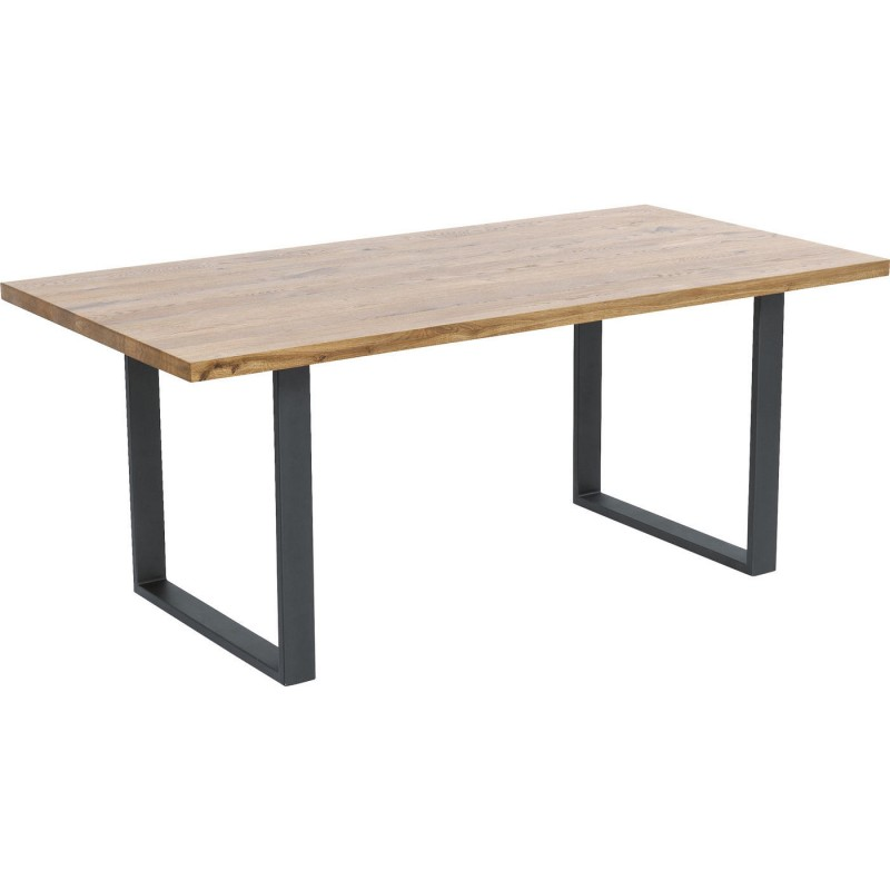 industrial wooden table jackie kare