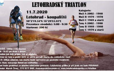 Letohradský triatlon