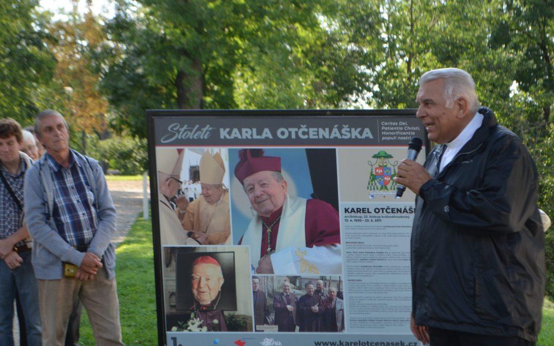 Chtěl přinášet lidem spravedlnost, říká biskup Kajnek