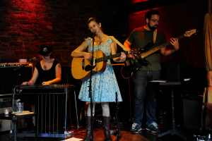 Karen & the Sorrows at Rockwood