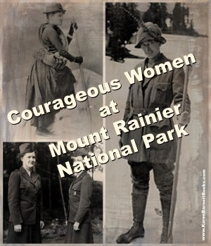 Women Mount Rainier