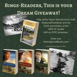 Binge Readers Giveaway