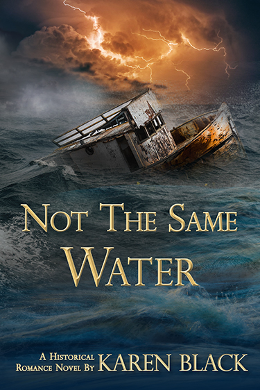 not-the-same-water-book-cover-karen-black-author