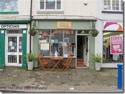 Brew Tea Rooms, Commercial Street, Rothwell