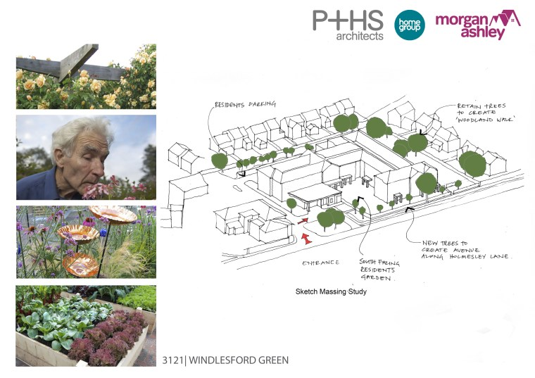 Rothwell community well being centre artist's impression
