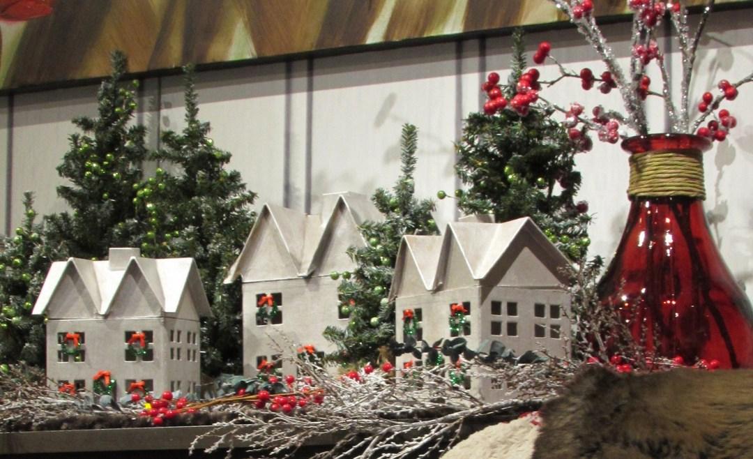 Handmade Winter Houses Decor – Transform Your Home!