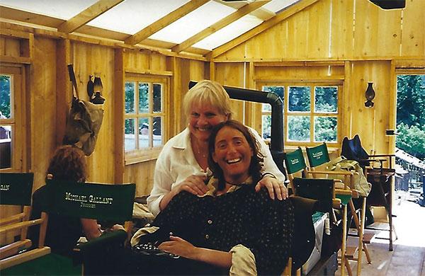 Buck McPhee, Judy Gold
