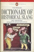 Penguin Dictionary of Historical Slang